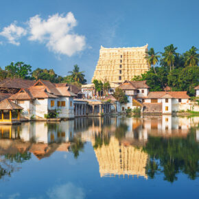 Indien Kerala Padmanabhaswamy