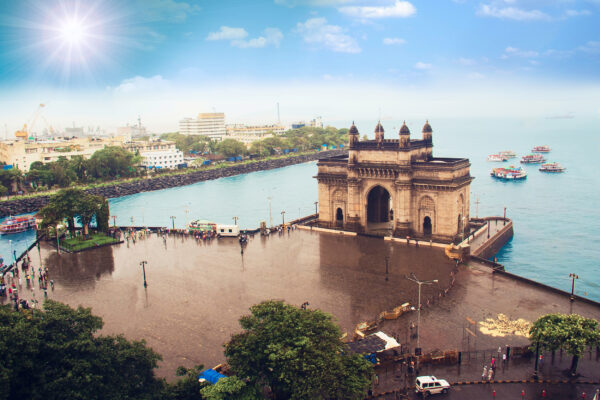 Indien Mumbai Gateway of India