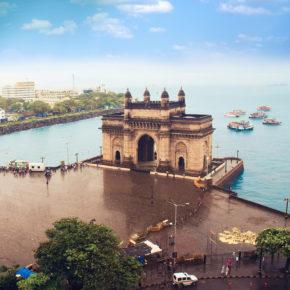 Indien Mumbai Gateway of India