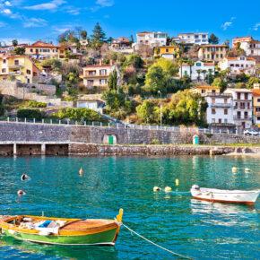 Kroatien: 8 Tage auf der Insel Krk mit tollem Apartment & Flug nur 163€