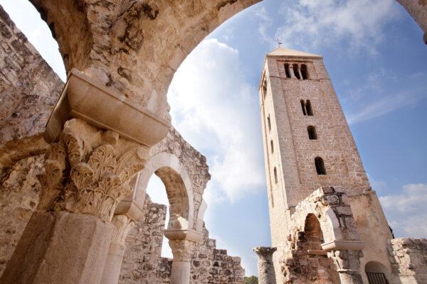 Kroatien Rab Johannes Kirche