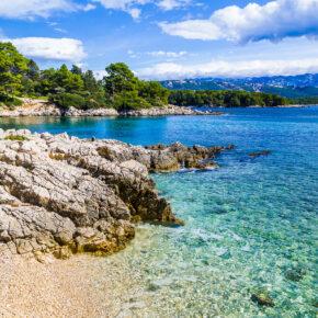 Kroatien Rab Kampor