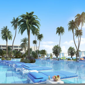 Luxus-Neueröffnung Tunesien: 7 Tage im TOP 5* Strandhotel mit All Inclusive, Flug & Transfer nur 511€