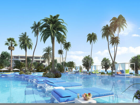 Kuriat Palace Pool2
