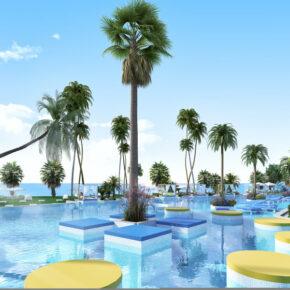 Kuriat Palace Pool