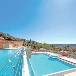 Über's Wochenende nach Frankreich: 3 Tage Provence mit 4* Hotel, Pool & Spa nur 55€