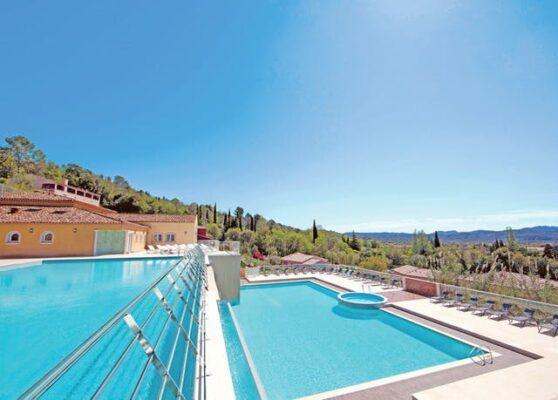 La Chateau de Camiole Pool