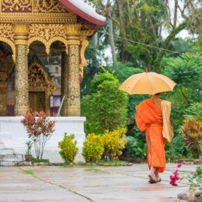 Luang Prabang Tipps: Die beliebtesten Sehenswürdigkeiten der ehemaligen Königsstadt