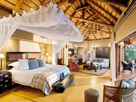 Lion Sands Private Game Reserve Zimmer