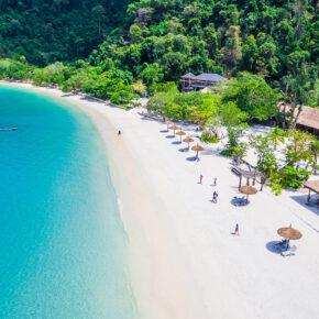 Myanmar Andaman Sea Beach