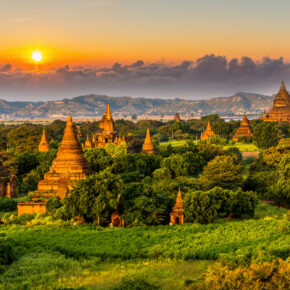 Myanmar Tipps: Alle Sehenswürdigkeiten des ehemaligen Burma auf einen Blick
