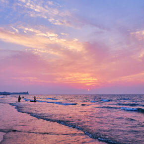 Myanmar Chaung Tha Beach