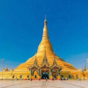 Naypyidaw Tipps: Die beliebtesten Sehenswürdigkeiten der Geisterstadt & Hauptstadt Myanmars