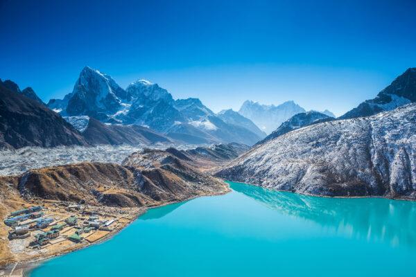 Nepal Gokyo Lake