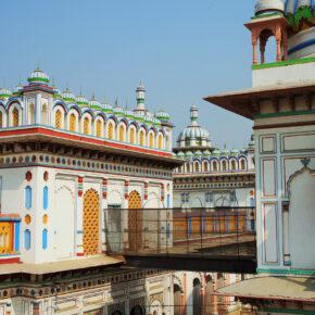 Nepal Janakpur Janaki Mandir