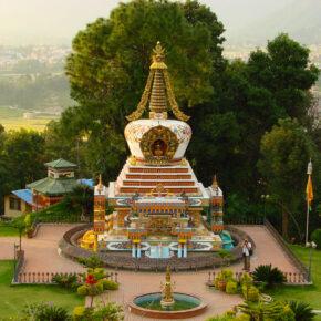 Nepal Kathmandu Kloster Kopan
