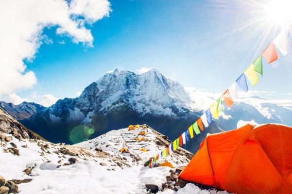 Nepal Mount Everest Base Camp