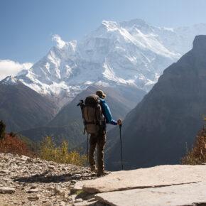 Nepal Pokhara Himalaya Trekking