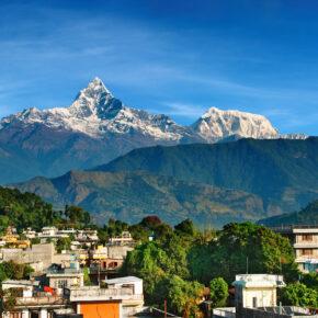 Pokhara Tipps: Die prachtvolle Stadt am Fuße des Himalayas