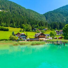Weissensee im Sommer: 3 Tage über's Wochenende im 4* Hotel mit Pool & Extras ab 59€