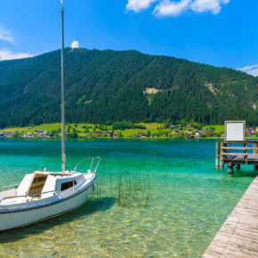 Idyllisches Wochenende am Weißensee: 2 Tage Österreich im 3* Hotel mit Frühstück nur 41€