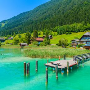 Wochenende am Weißensee: 2 Tage im TOP Hotel mit Frühstück nur 29€