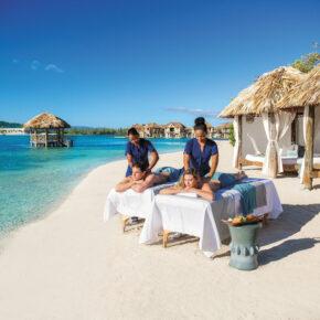 Sandals Royal Caribbean Massage