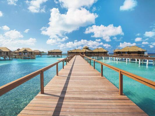 Sandals Royal Caribbean Steg