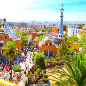 Wochenende in Barcelona: 3 Tage mit 3* Hotel im Stadtzentrum & Flug nur 84€