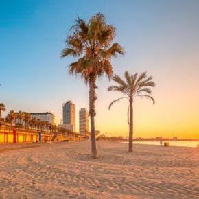Städtetrip-Schnäppchen für 2021: Wochenende in Barcelona im zentralen 3*Hotel mit Flug nur 97€