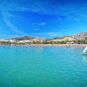 Costa Brava im Sommer: 8 Tage Spanien im Apartment mit Strandnähe & Flug nur 93€