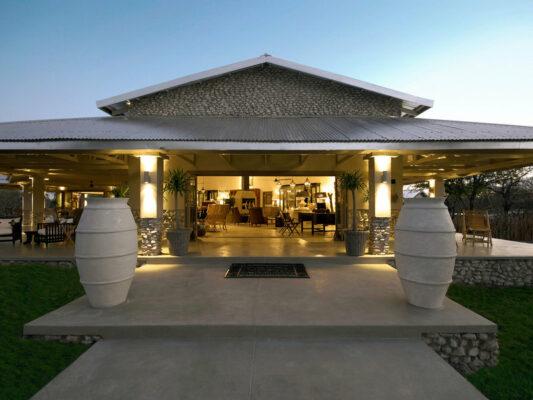 The Mushara Collection aussen