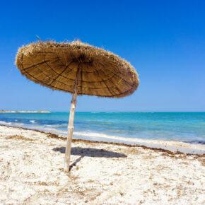 Unglaublich günstig: 7 Tage Tunesien mit 4* Hotel am Strand, All Inclusive, Transfer & Flug nur 180€