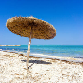 Single-Deal Tunesien: 7 Tage im 4* Hotel mit All Inclusive, Flug & Transfer für 329€