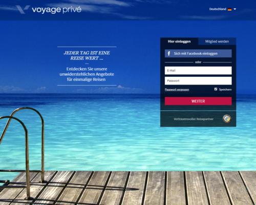 Voyage Prive