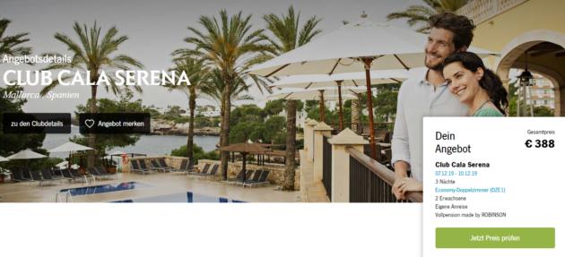 4 Tage Mallorca