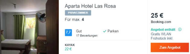 8 Tage Dom Rep Hotel