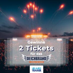 *Gewinnspiel beendet*: Gewinne 1 x 2 Tickets für das Deichbrand Festival!
