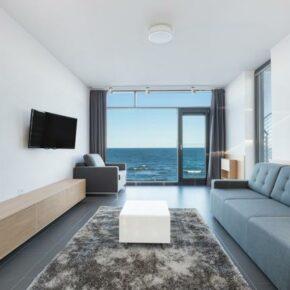 Entspannung an der Ostsee: 8 Tage in eigener Ferienwohnung mit Meerblick ab 159€ p.P.