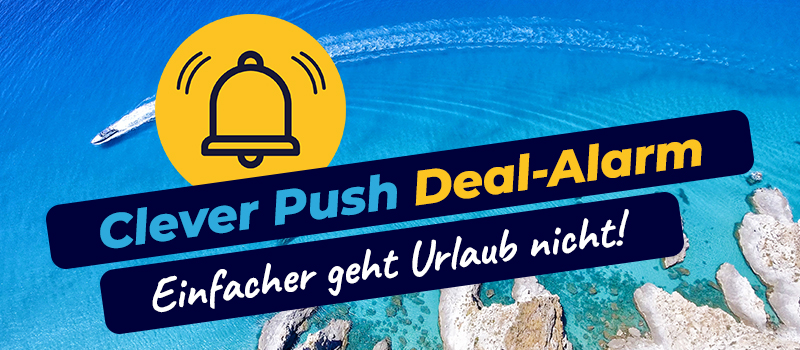 Push Notification Urlaubstracker