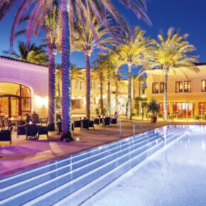 ROBINSON CLUB CALA SERENA: 4 Tage Mallorca im Robinson Club mit Vollpension & Extras für 194€