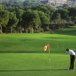 ROBINSON CLUB CALA SERENA Golfplatz