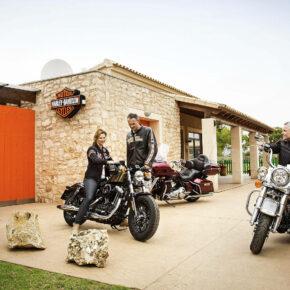 ROBINSON CLUB CALA SERENA Harley-Davidson