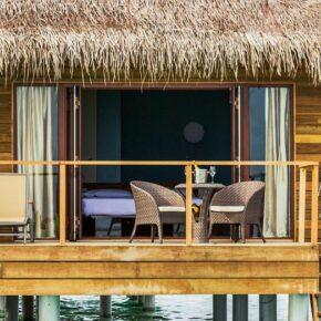 Luxusurlaub Malediven: 10 Tage in TOP 5* Villa mit All Inclusive, Flug & Wasserflugzeug-Transfer nur 1812€