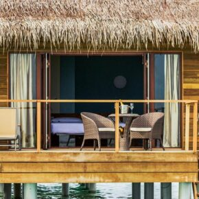 Luxusurlaub Malediven: 8 Tage in TOP 5* Villa mit All Inclusive, Flug & Wasserflugzeug-Transfer ab 1929€