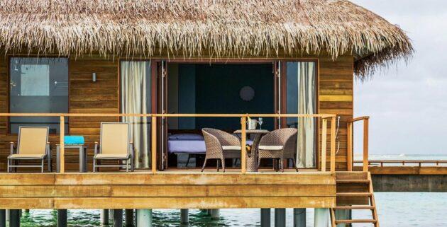 Cocoon Maldives Aussen