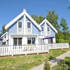 Rügen-Urlaub: 5 Tage Ostsee im gemütlichen Ferienhaus in Strandnähe ab 76€ p.P.