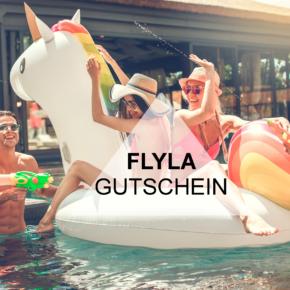 Exklusiver FLYLA Gutschein: Spart 5€ auf Lufthansa & Eurowings Flüge