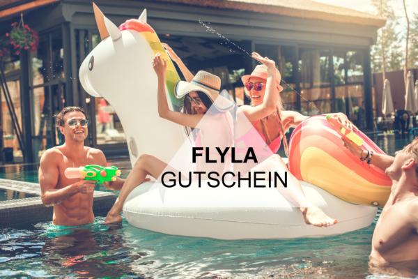 FLYLA Gutsschein