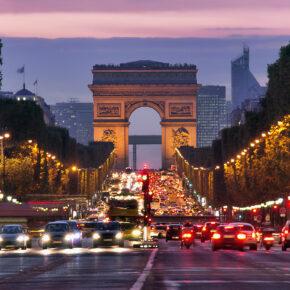Wochenendtrip in die Stadt der Liebe: 3 Tage Paris im 3* Hotel nur 58€